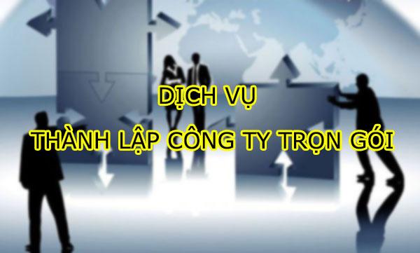 Thành lập công ty tại Yên Lạc