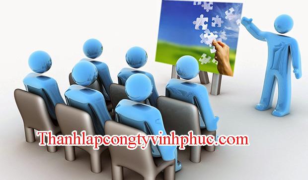 Thành lập công ty tại Lập Trạch trọn gói