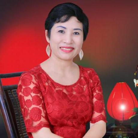Vinh Phuc: Doanh nhan Trinh thi Ha: Tam, Tai cung toa sang - Anh 2